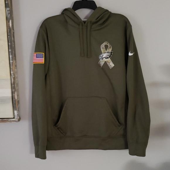 new styles 5b553 19ef6 Nike Men's Philadelphia Eagles Hoodie NWT